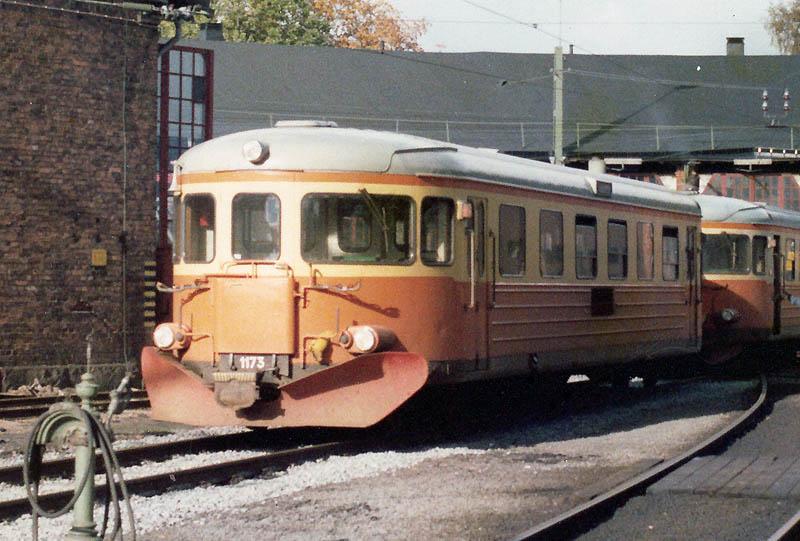 dieselmotorvagn y7